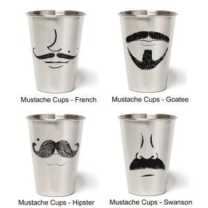 CupsCO Mustache Cups カップスコー ムスタッシュカップス タンブラー 売れ筋|beatnuts