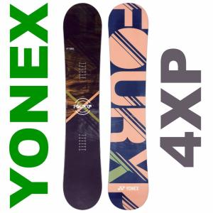 17-18 YONEX SNOWBOARD 4XP ヨネックス スノーボード フォーエックスピー 板|beatnuts