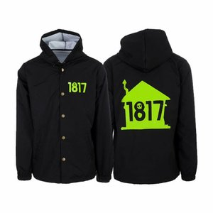 1817 CLUB JACKET 17-18 コーチジャケット|beatnuts