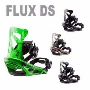 17-18 DS FLUX BINDINGS フラックス バインディング スノーボード ビンディング|beatnuts