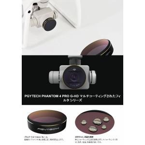 DJI Phantom 4 PRO PGYTECH カメラ レンズ フィルタ ライト MRC-UV DJIパーツ Phantom 4 PRO パーツ beatnuts 02