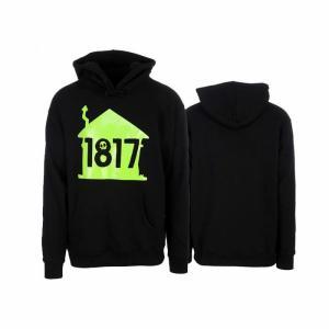 17-18 1817 CLASSIC HOODI パーカー 1817  フード スェット ワンエイティーンセブンティーン パーカー フード 正規販売店|beatnuts