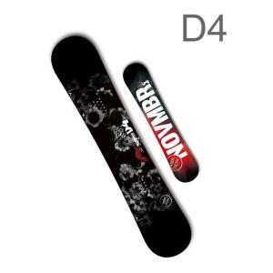 NOVEMBER D4 18-19 ノベンバー スノーボード ディーフォォー ジブ グラトリ対応|beatnuts