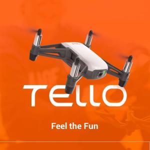 ドローン DJI TELLO トイドローン ドローン カメラ付き 小型 航空法対象外 Ryze Tech Intel|beatnuts
