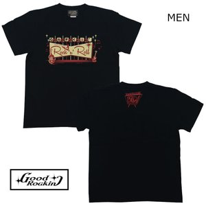 "GRC-304半袖Tシャツ""R&R SIGHN Men★GOOD ROCKIN'★Tシャツ|beatswing"