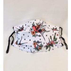 Swallow/Anchor Face Mask★SAVOY CLOTHING★マスク beatswing