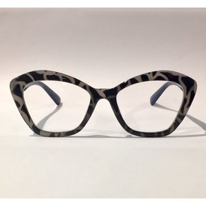 Be-Bop Reading Glasses(老眼鏡)-Gray Giraffe x D/Blue 度数 +1.0★ SAVOY CLOTHING★サングラス|beatswing