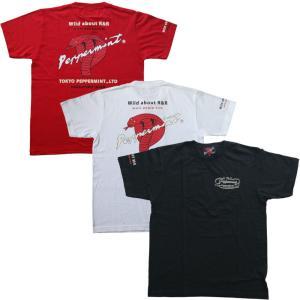 BACK COBRA TEE RSN-4112★PEPPERMINT★Tシャツ|beatswing