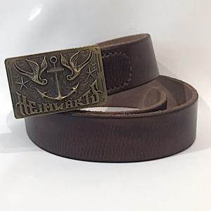 Heimwarts Leather Belt (S)★SAVOY CLOTHING★ベルト beatswing
