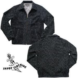 Jazz Nep x Kasuri T/Switch Sport Jacket【SVY-JK126】★ SAVOY CLOTHING サヴォイ クロージング★ジャケット/アウター|beatswing