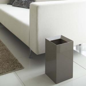 トラッシュカン ヴェール(TRASH CAN Veil) 正方形9L ダストボックス、ごみばこ|beau-p