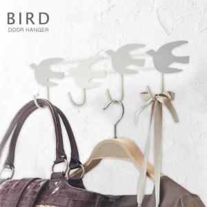 ドアハンガー 横4連 バード BIRD|beau-p