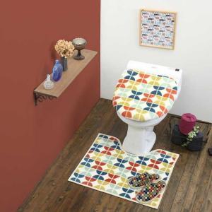 フェダン トイレ3点セット トイレマット、フタカバー プラス1点スリッパ、ペーパーホルダーカバー|beau-p