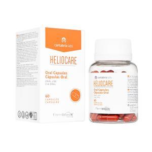 ヘリオケア カプセル60錠 Heliocare Capsulas Oral 日焼け止め サプリメント...