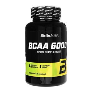 【商品説明】 BCAA6000は、筋肉増強と回復が期待できるサプリメントです。 BCAA(分岐アミノ...