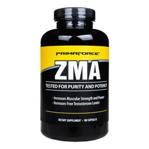 商品名 ZMA  【商品説明】 プリマフォース社のZMAは、亜鉛、マグネシウム、ビタミンB6を配合し...