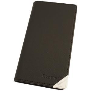 アウトレット 半額以下 エクスペリア スマホケース XPERIA UL SOL22 スマホカバー 手帳型 オリジナル セール 特別価格 ブラック|beaute-shop