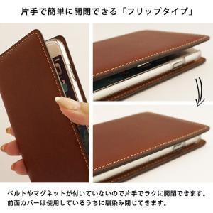 ギャラクシー Note9 Note8 S9 S8 スマホケース GALAXY 手帳型 ケース エッジ SC-03L SC-04L SCV41 SCV42 本革 レザー オイルレザー ベルトなし|beaute-shop|06