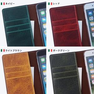 GALAXY S10 S10+ ギャラクシー SC-03L SC-04L SCV42 スマホケース 手帳型 ケース エッジ Note9 Note8 イタリアンワックスレザー 本革 レザー ベルトなし beaute-shop 09