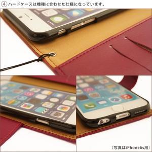 iPhoneXR iPhoneXS XSMax X iPhone8 8Plus iPhone7 iPhone6s iPhone5 iPhoneケース アイフォンケース 手帳型 スマホケース ケース シンプル ネコ 猫 動物|beaute-shop|13