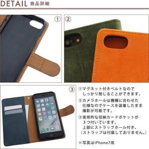 iPhone11 Pro iPhoneXR iPhoneXS XSMax X iPhone8 8Plus iPhone7 アイフォンケース 手帳型 スマホケース ケース ヴィンテージ ヒゲ 口ひげ デコ beaute-shop 09