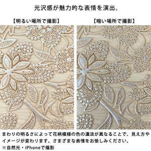 イタリアンレザー フラワー スマホケース シムフリー HUAWEI ASUS ZenFone HTC NEXUS 楽天モバイル スマホカバー 手帳型 本革 花柄 ベルトなし beaute-shop 14