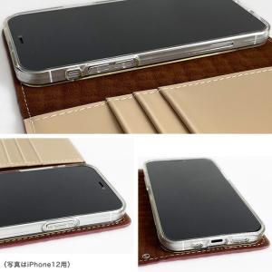 シムフリー ケース HUAWEI ASUS ZenFone HTC NEXUS 楽天モバイル AQUOS ARROWS XPERIA スマホケース スマホカバー 手帳型 本革 モネ ベルトなし|beaute-shop|13