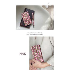 シムフリー ケース HUAWEI ASUS ZenFone HTC NEXUS 楽天モバイル AQUOS ARROWS XPERIA スマホケース スマホカバー 手帳型 本革 モネ ベルトなし|beaute-shop|04