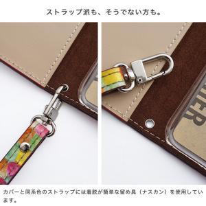シムフリー ケース HUAWEI ASUS ZenFone HTC NEXUS 楽天モバイル AQUOS ARROWS XPERIA スマホケース スマホカバー 手帳型 本革 モネ ベルトなし|beaute-shop|10