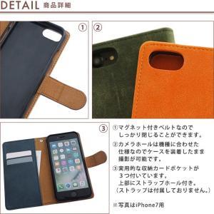 シムフリー ケース HUAWEI ASUS ZenFone HTC NEXUS 楽天モバイル AQUOS ARROWS XPERIA スマホケース 手帳型 カバー ヴィンテージ モチーフ付き|beaute-shop|11