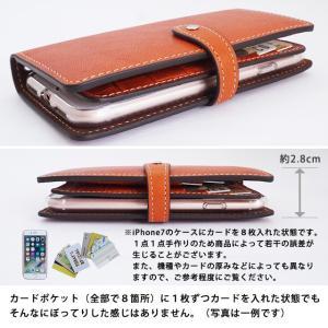 栃木レザー 手帳型ケース インナーカードケース Xperia XZ3 XZ2 XZ1 XZs SO-01L SO-05K SO-04K エクスペリア SOV39 SOV38 スマホケース ベルト付き|beaute-shop|11