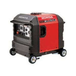 HONDA 防音型インバーター発電機 2.4kVA(交流/直...