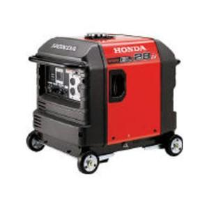 HONDA 防音型インバーター発電機 2.8kVA(交流/直...