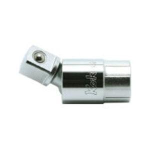 【3305422】 ソケットとハンドルの間に接続して、角度を付けた斜め作業ができます。 スムーズに動...