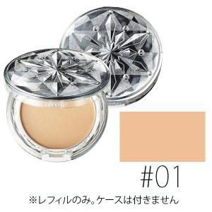 コーセー (#01)雪肌精 スノー CC パウダー(レフィル) SPF14/PA+ 8g(W_25) beauty-land