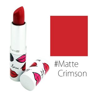 クリニーク ロングラスト ソフトマット リップスティック #Matte Crimson(W_13)|beauty-land