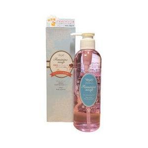 【定形外郵便・送料無料】日本製!フェミニンソープSF シャワーフレッシュの香り250ml|beautybox