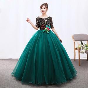 豪華なカラードレス、ウェディングドレス、可愛い...の関連商品7