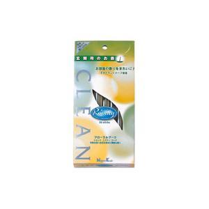 日本香堂 NIPPONKODO Roomy(ルーミィ) インセンス スティック クリーン 玄関用 24本 ROOMY INCENSE STICK CREAN|beautyfactory