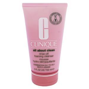 クリニーク CLINIQUE リンスオフ クレンジング フォーム 150ml 化粧品 コスメ RINSE OFF FOAMING CLEANSER|beautyfactory