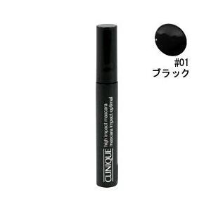クリニーク CLINIQUE ハイ インパクト マスカラ #01 ブラック 8g 化粧品 コスメ HIGH IMPACT MASCARA DRAMATIC LASHES ON-CONTACT 01 BLACK|beautyfactory