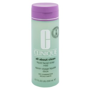 クリニーク CLINIQUE リキッド フェイシャル ソープ マイルド 200ml 化粧品 コスメ LIQUID FACIAL SOAP MILD|beautyfactory
