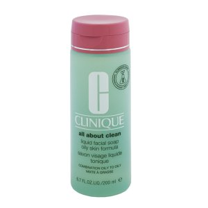 クリニーク CLINIQUE リキッド フェーシャル ソープ オイリースキン フォーミュラ 200ml 化粧品 コスメ LIQUID FACIAL SOAP OILY SKIN FORMULA|beautyfactory