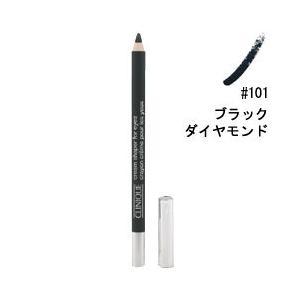 クリニーク CLINIQUE クリーム シェイパー フォー アイ #101 ブラック ダイアモンド 1.2g 化粧品 コスメ CREAM SHAPER FOR EYES 101 BLACK DIAMOND|beautyfactory