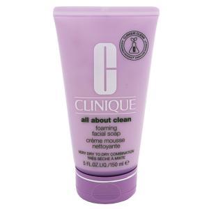 クリニーク CLINIQUE フォーミング フェーシャル ソープ 150ml 化粧品 コスメ FOAMING SONIC FACIAL SOAP|beautyfactory