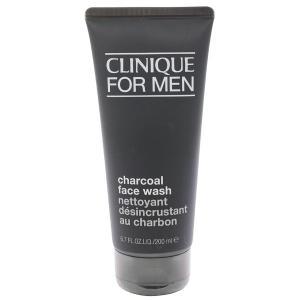 クリニーク メン CLINIQUE MEN チャコール フェース ウォッシュ 200ml 化粧品 コスメ CHARCOAL FACE WASH|beautyfactory