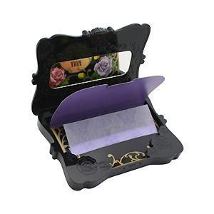アナスイ ANNA SUI オイルコントロールペーパー (ケース付き) 80枚入り 化粧品 コスメ OIL CONTROL PAPER|beautyfactory