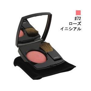 シャネル CHANEL ジュ コントゥラスト #72 ローズ イニシアル 4g 化粧品 コスメ JOUES CONTRASTE POWDER BLUSH 72 ROSE INITIALE beautyfactory