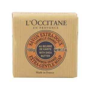 (最大500円OFFクーポン 2/28 23:00まで)ロクシタン L OCCITANE シアソープ シナモンオレンジ 100g 化粧品 コスメ SAVON SOAP CINNAMON ORANGE|beautyfactory
