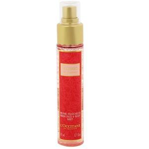 ロクシタン L OCCITANE ローズ モイスチャーフェイスミスト 50ml 化粧品 コスメ ROSE FRESH FACE & BODY MIST|beautyfactory
